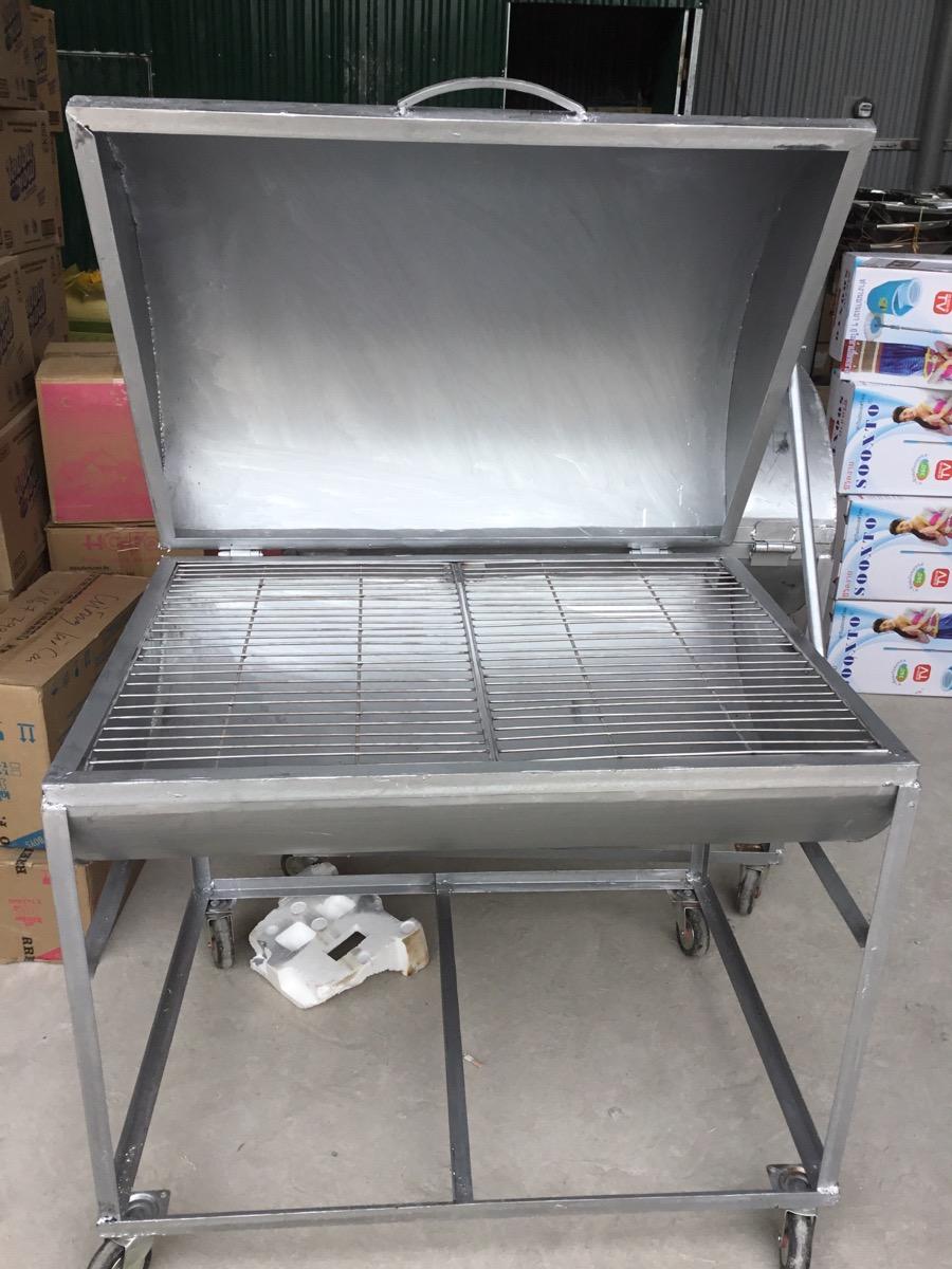 Lò nướng thịt có nắp đậy