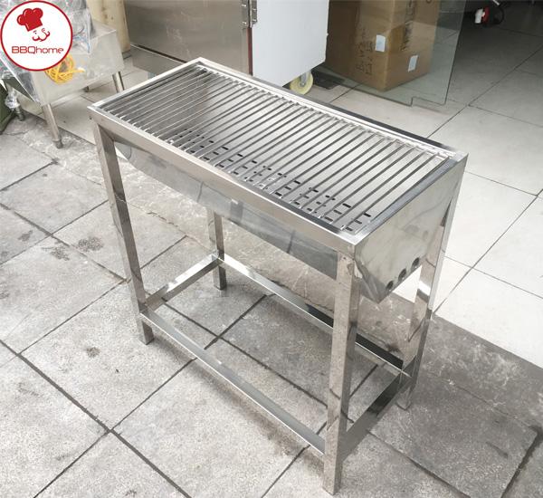Bếp nướng than hoa BBQ 03 (inox 201)