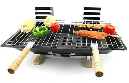 Các mẫu bếp nướng ngoài trời dành cho buổi picnic, cắm trại tiện lợi nhất