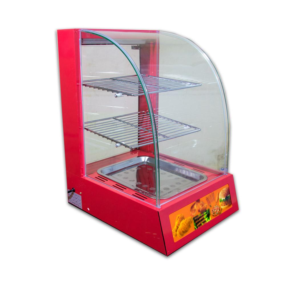 Tủ trưng bày gà rán nb-2p-1 (tủ giữ nóng 1 khay)