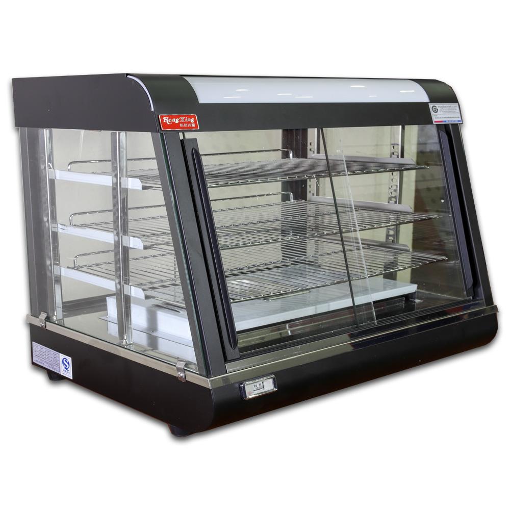 Tủ trưng bày gà rán HX-60-2 (Tủ giữ nóng)