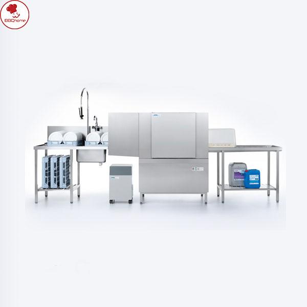 Máy rửa chén băng tải WinterHalter STR 130