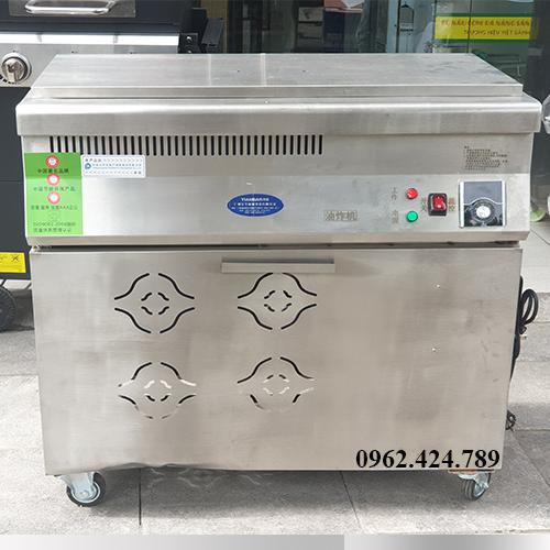 Bếp chiên tách dầu 35L dùng điện